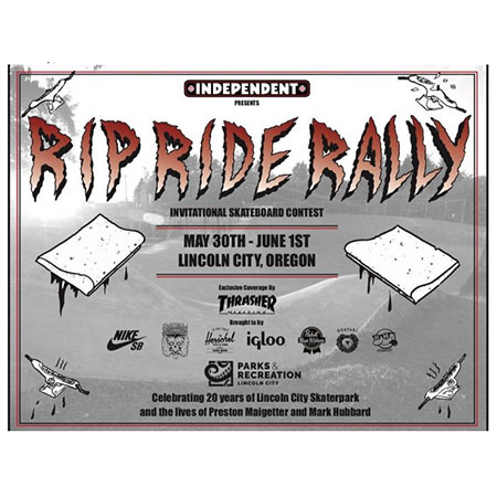 Independent Rip Ride Rally