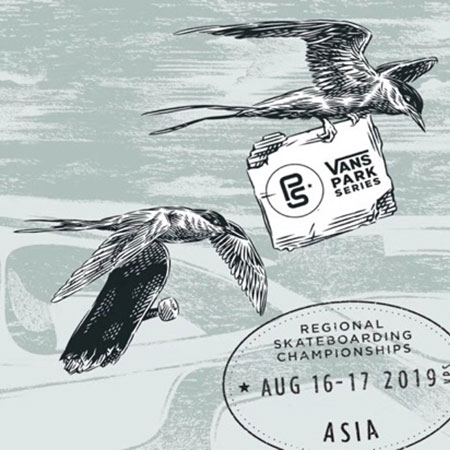 Vans Park Series Asia Regionals