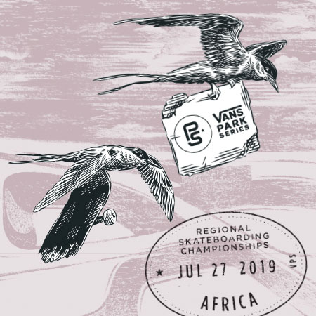 Vans Park Series Africa Regionals