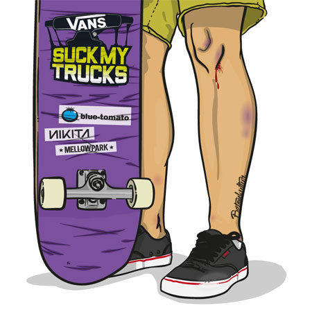 VANS x Suck My Trucks Women's Contest