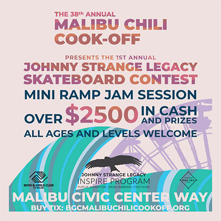 Johnny Strange Legacy Mini-Ramp Jam at the Malibu Chili Cook Off
