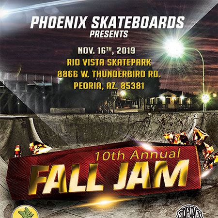 10th Annual Fall Jam