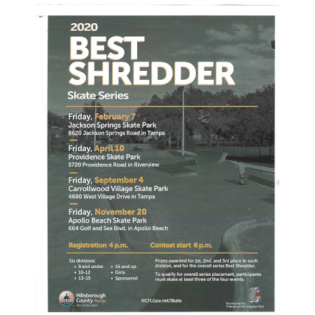 Best Shredder Series POSTPONED