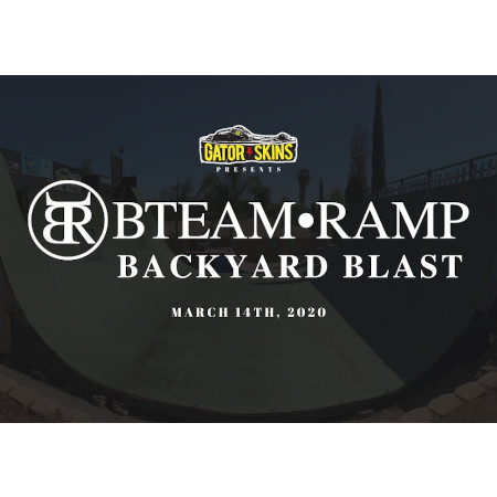 BTeam Ramp Backyard Blast
