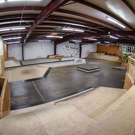 Free Public Skateboarding Session at The Boardr HQ