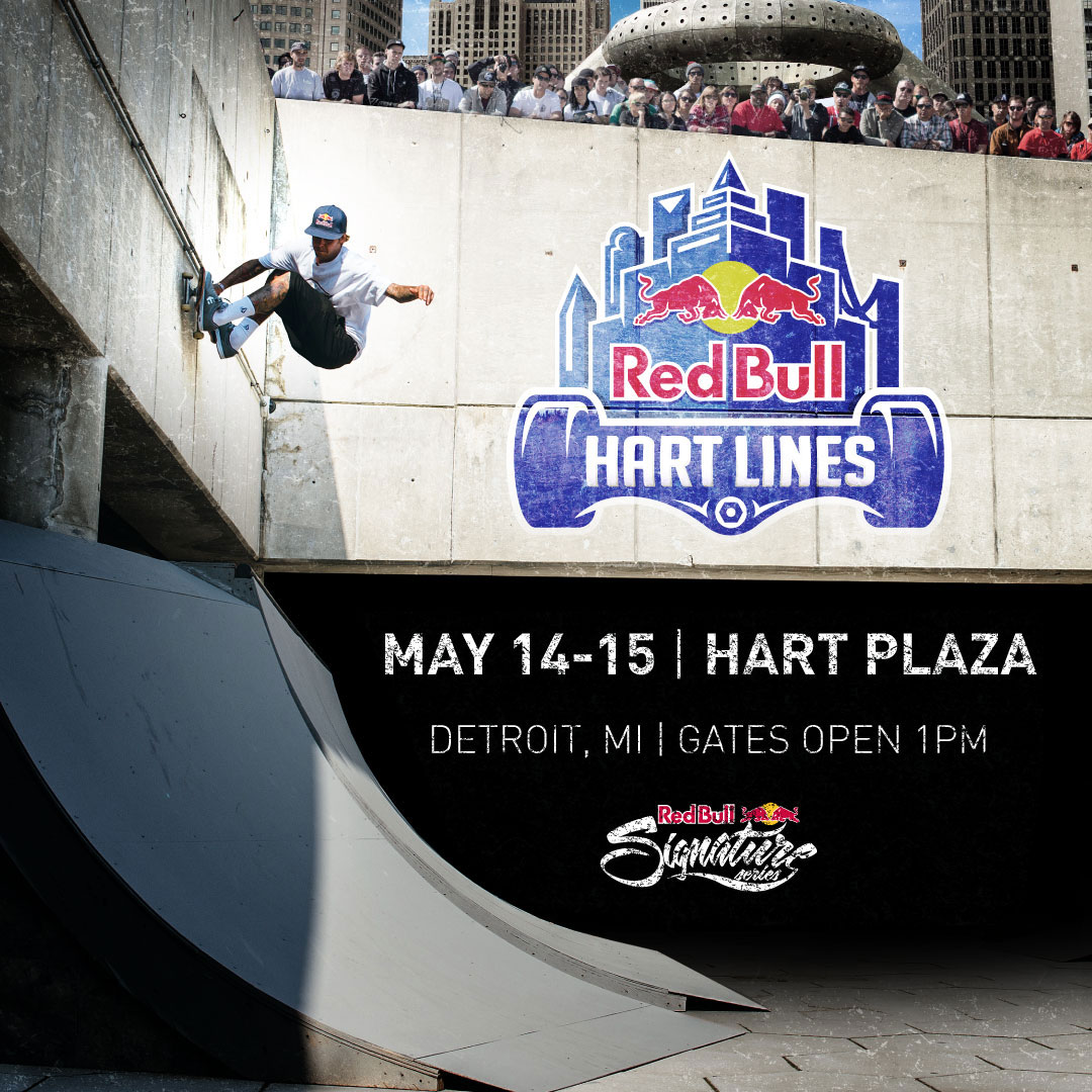 Red Bull Hart Lines 2016