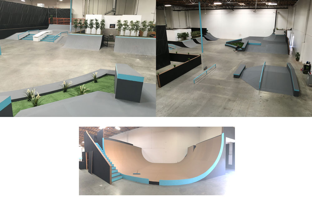 Academy Skatepark in Vista, California