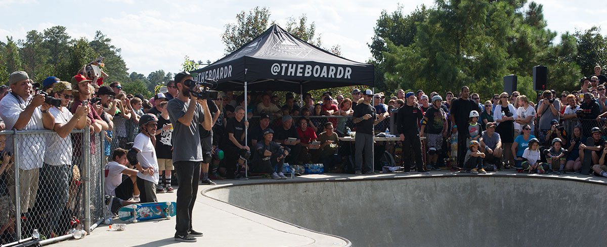 The Boardr Skateboarding Events and Production