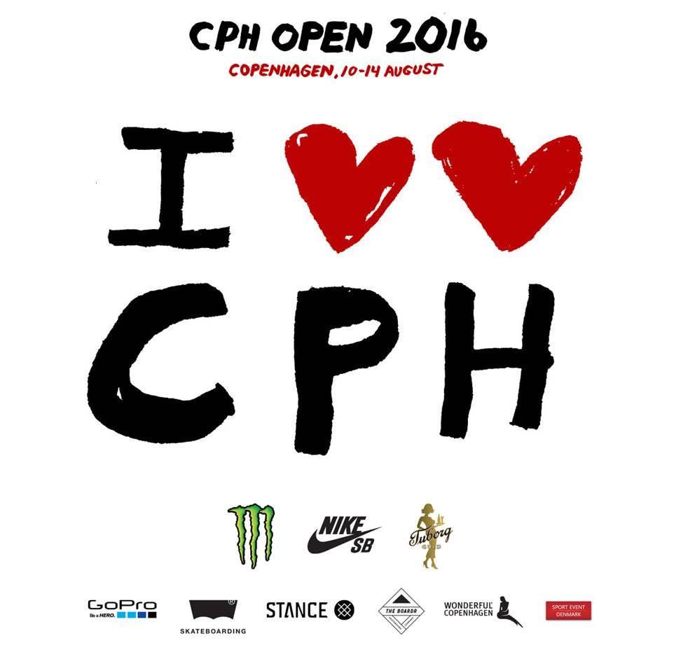 Copenhagen Open 2016 Skateboarding Contest