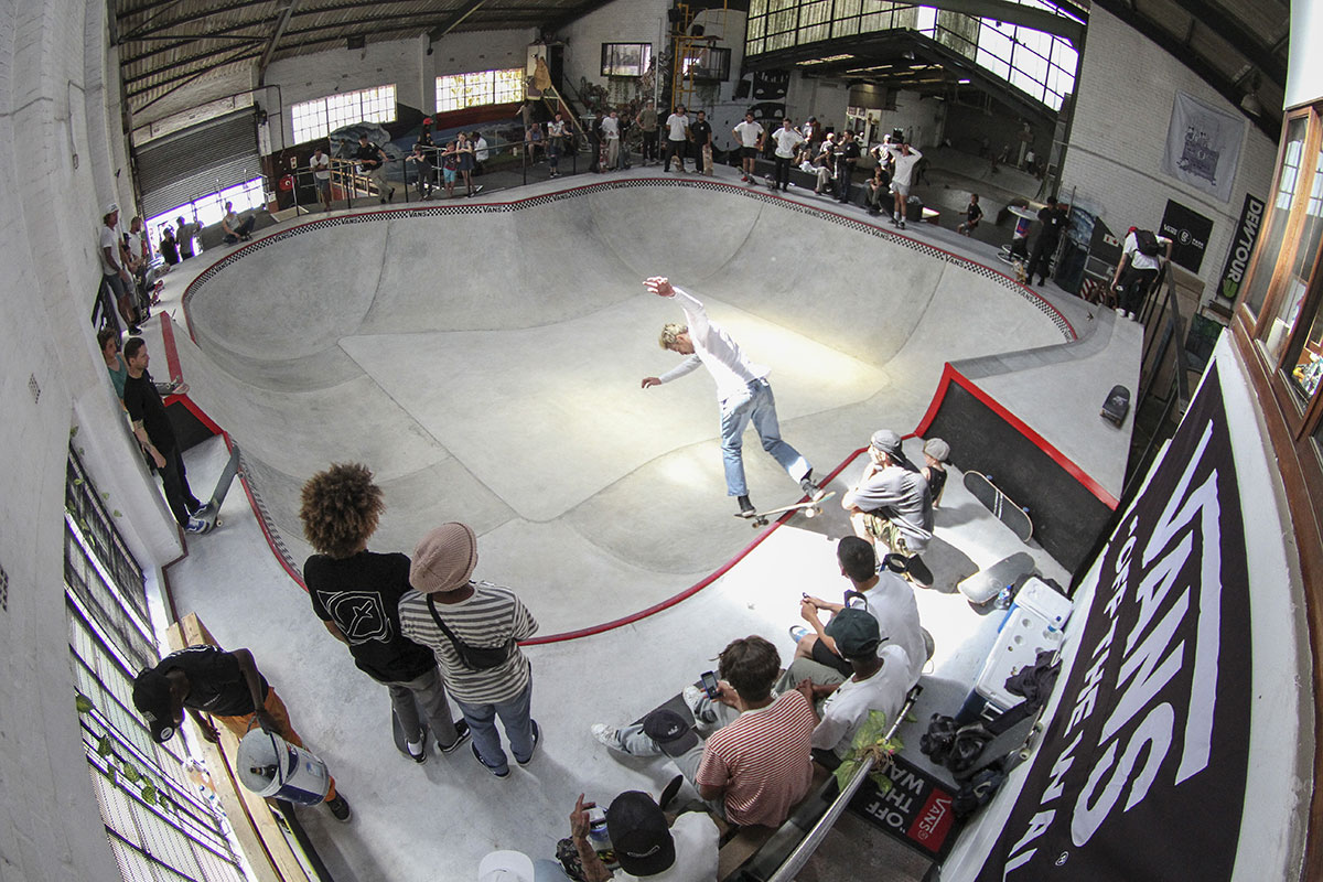 Vans Park Series Cape Town Bowl