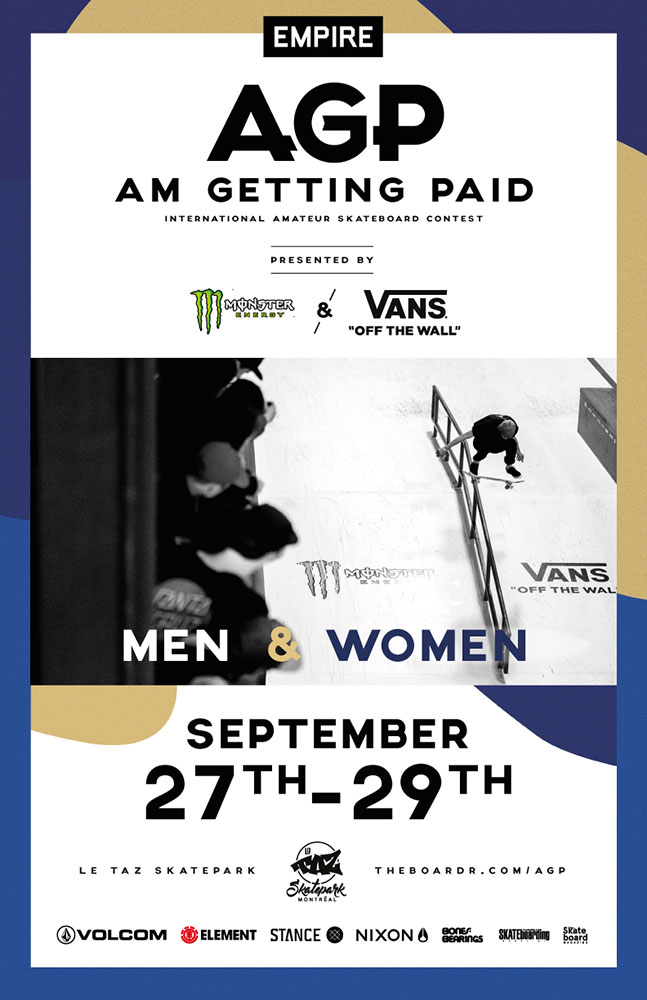 Am Getting Paid Flyer