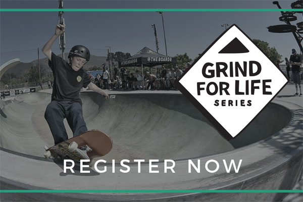Register for the Grind for Life Series