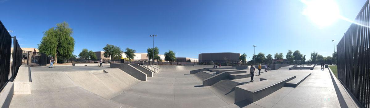 Peoria Skatepark Photos