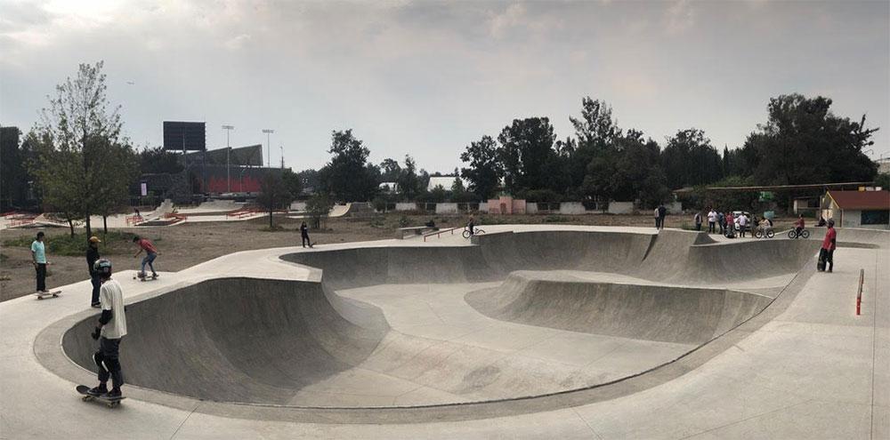 Vans Mexico Park