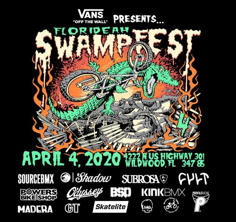 Swampfest Flyer