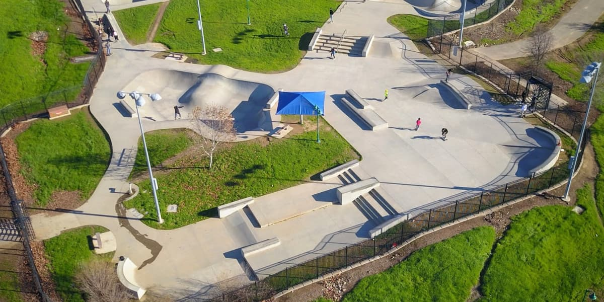 Granite Skatepark Sacramento