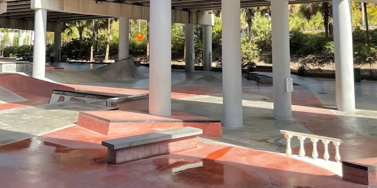Lot 11 Skatepark