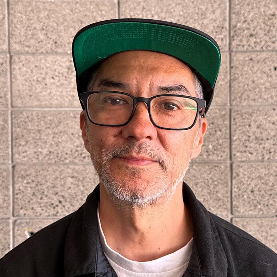 Rob Meronek Headshot