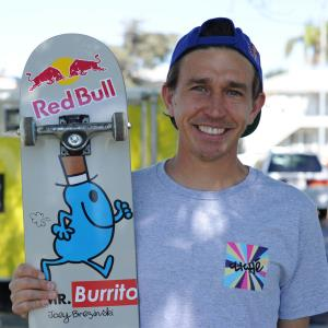 Joey Brezinski from Venice CA Skateboarder Profile