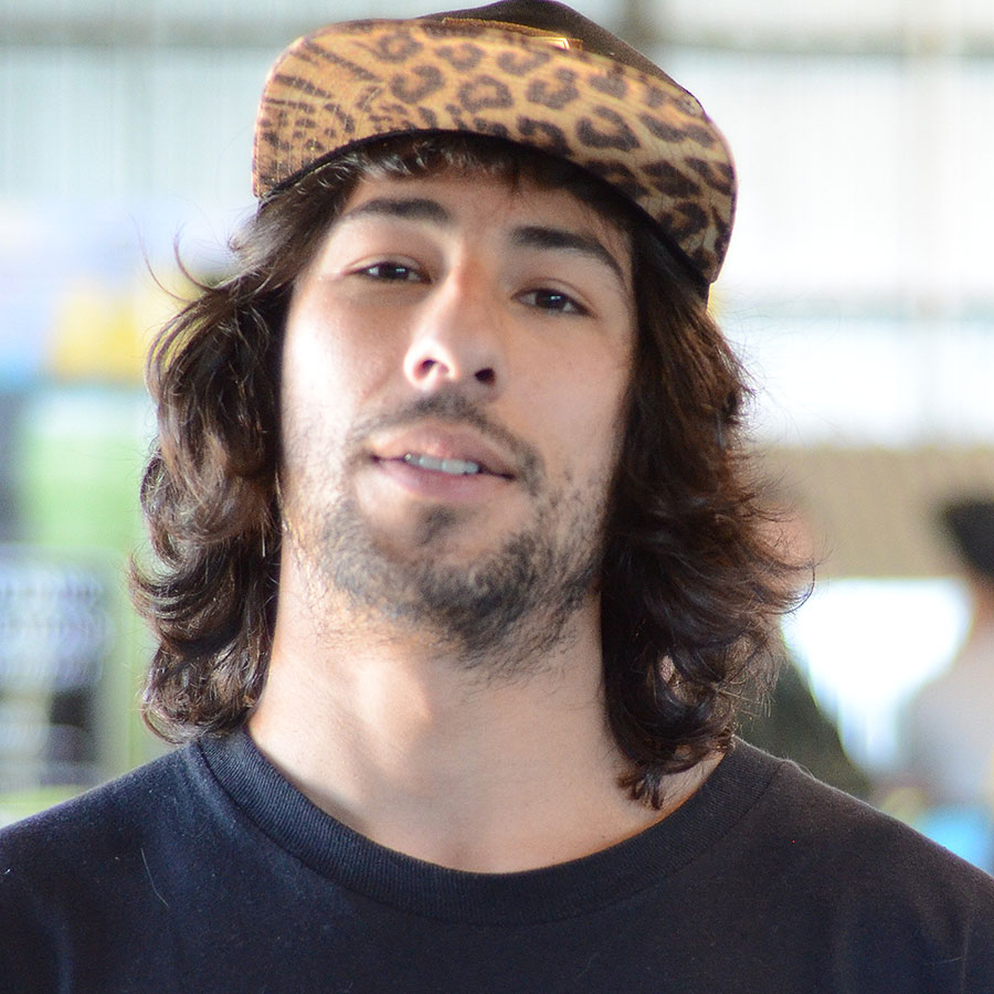 Thomas Rodriguez Skateboarding Profile
