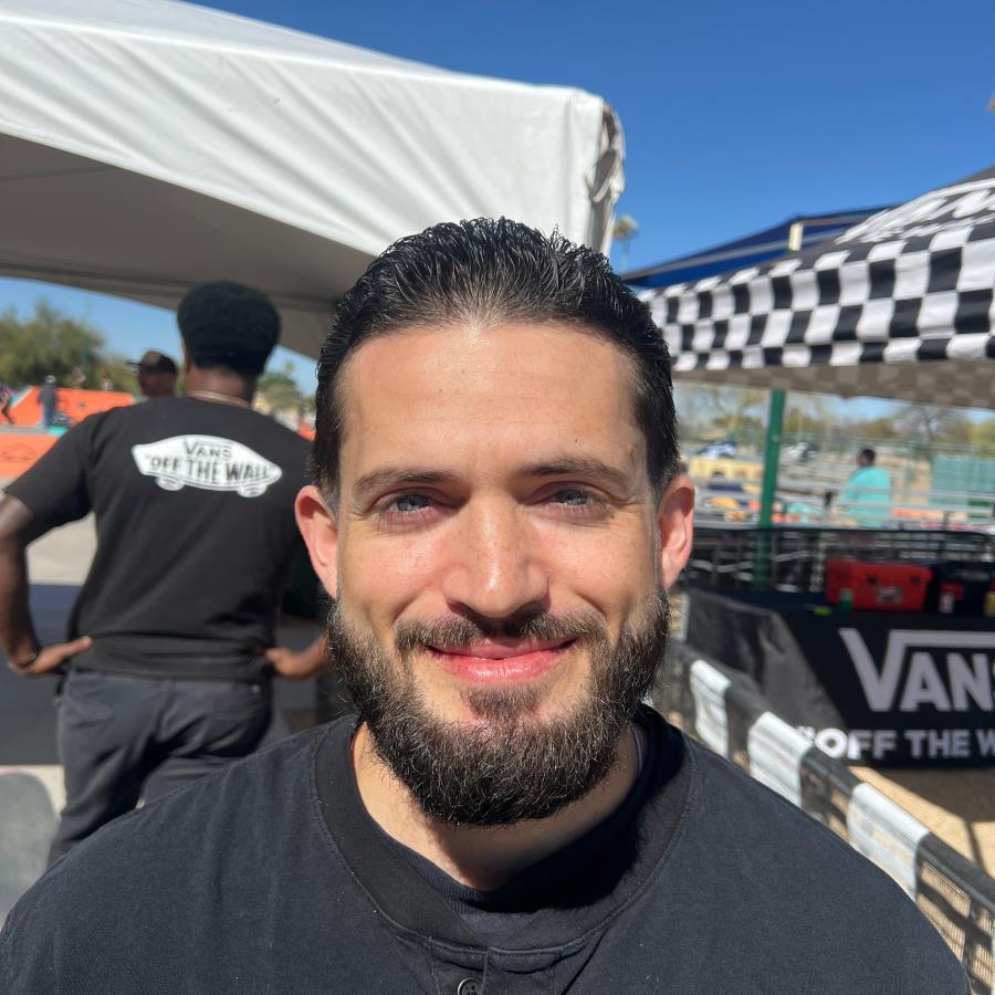 Nick Truscelli Headshot
