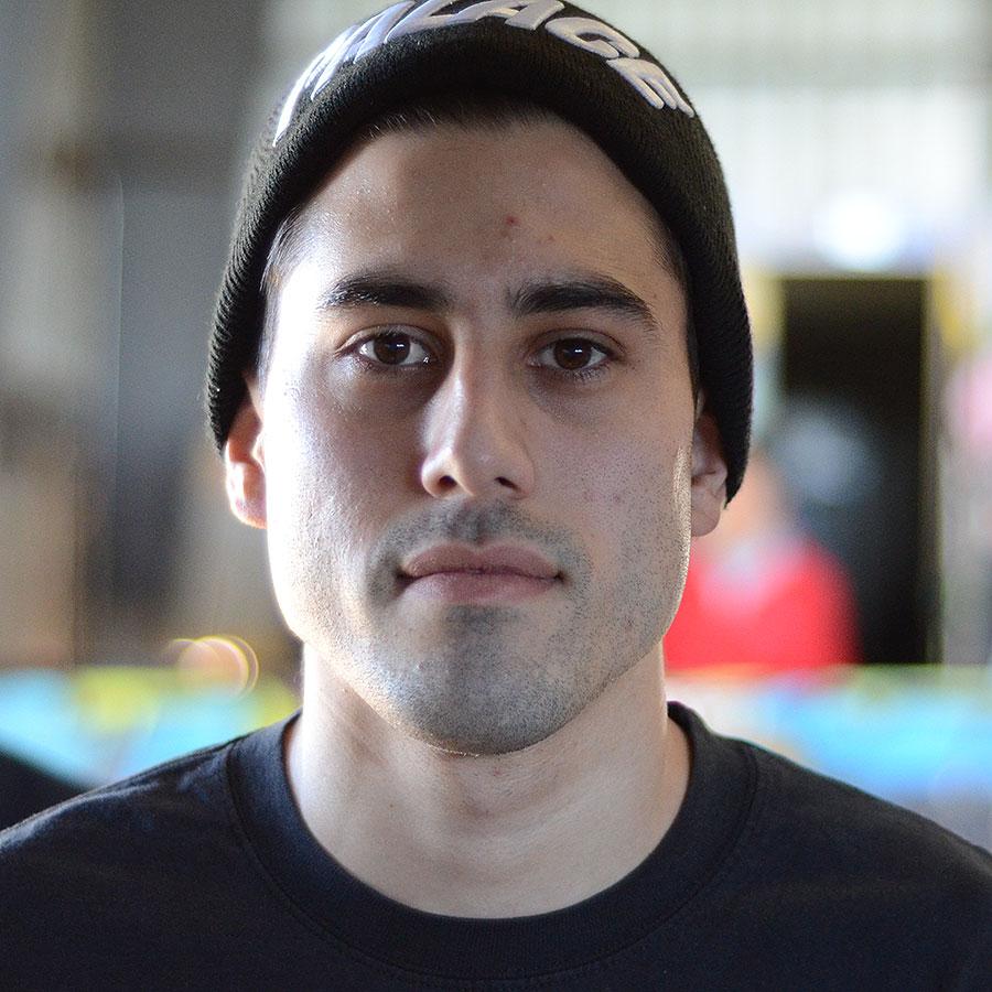 Anthony Nathan Skateboarding Profile