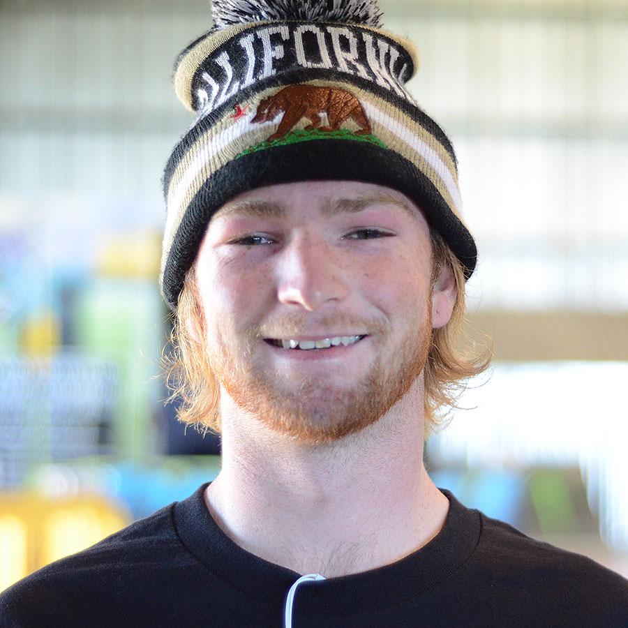 Hunter Scribner Skateboarding Profile