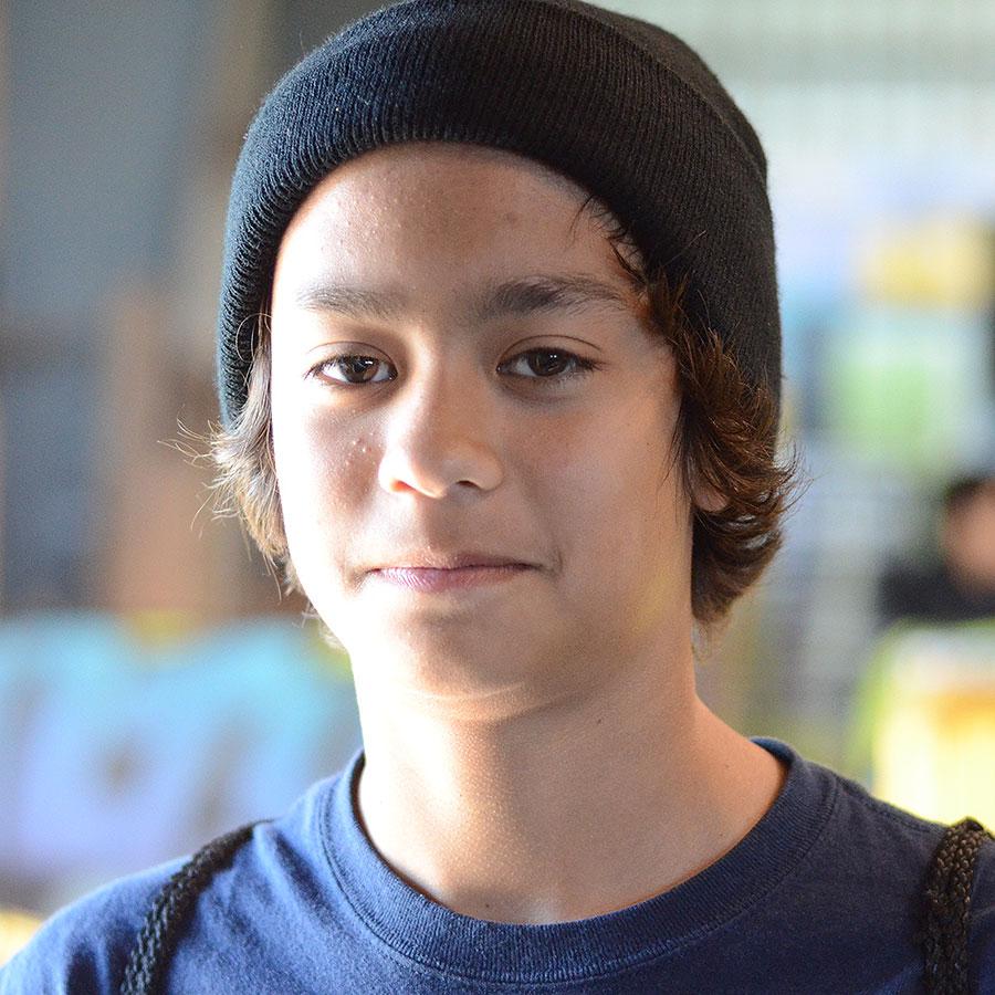 Garrett Rialon Skateboarding Profile