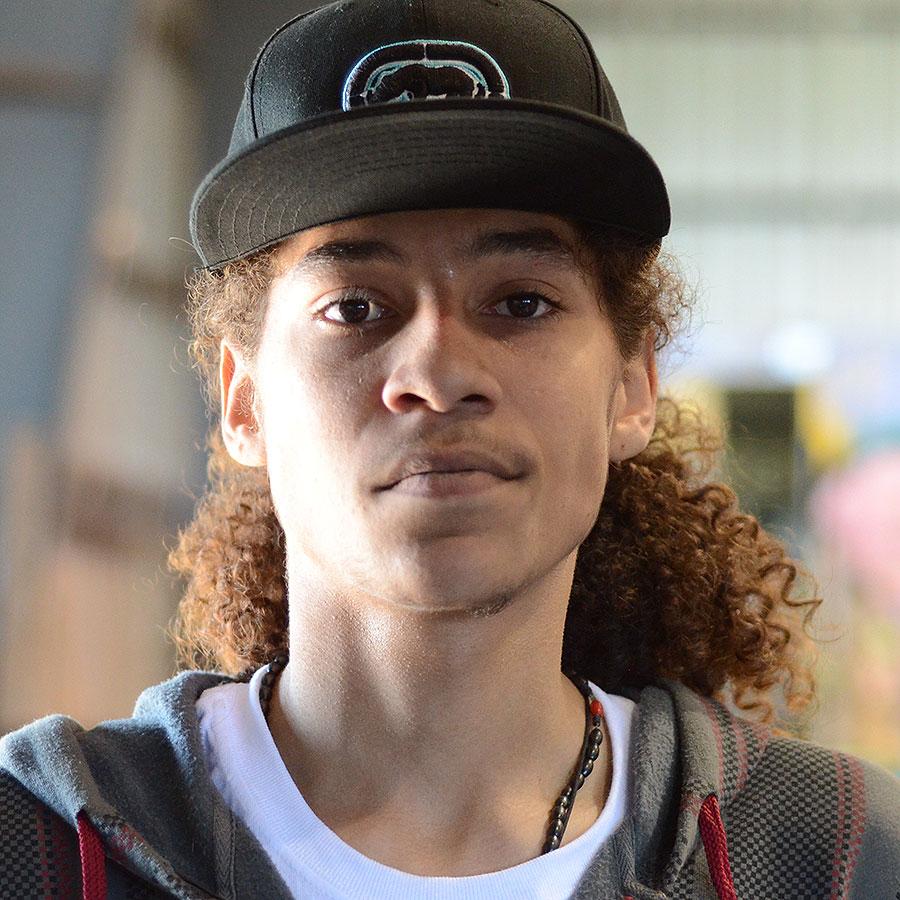 Patrick Hernandez Skateboarding Profile
