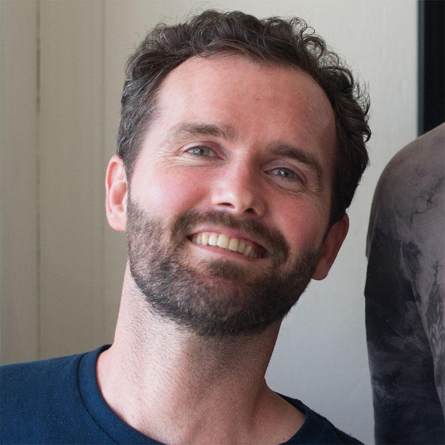 Elias Bingham Headshot Photo