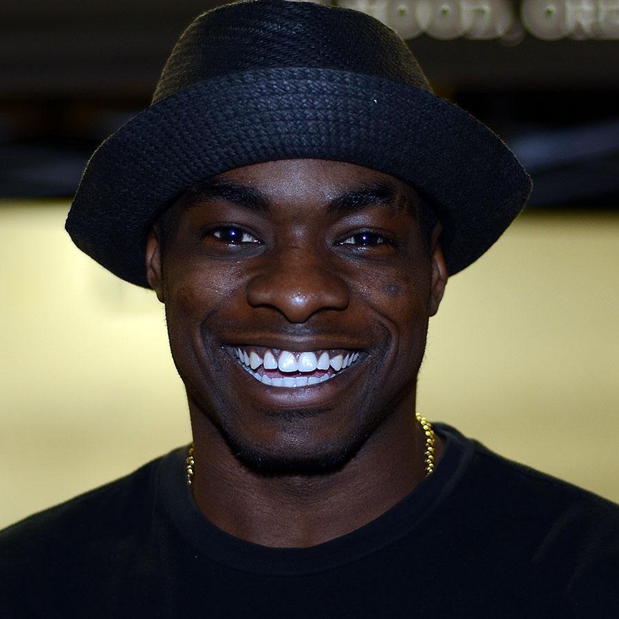 Mike Akande Skateboarding Profile
