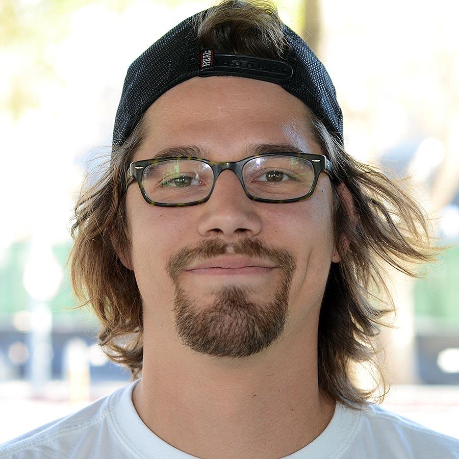 Justin Brock Headshot Photo