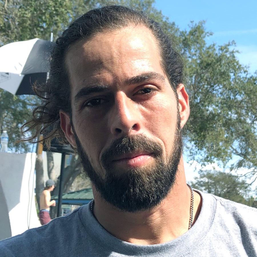 Duhamel Rodriguez Headshot Photo