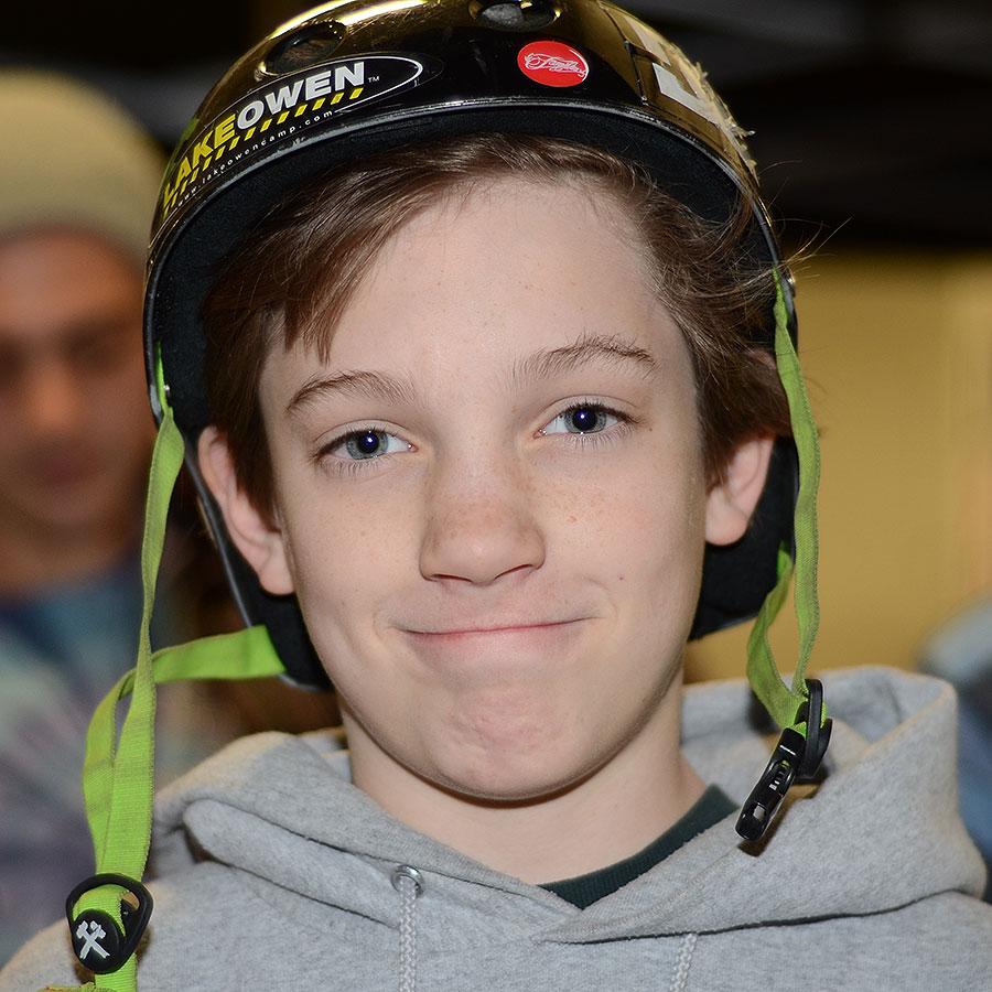 Duncan Seltzer Skateboarding Profile