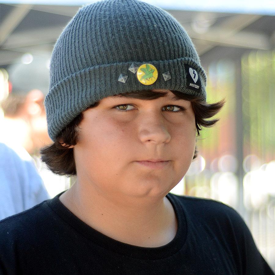 Dillon Rech Skateboarding Profile