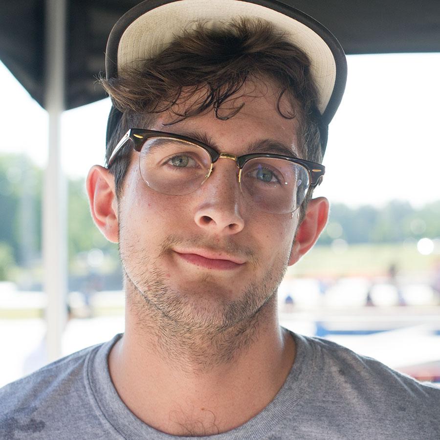 Daniel Hare Headshot Photo
