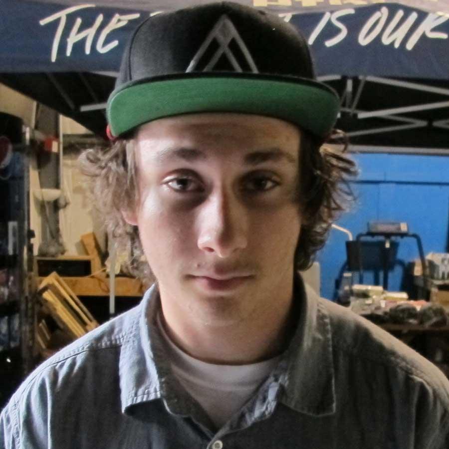 Kolby Taylor Skateboarding Profile