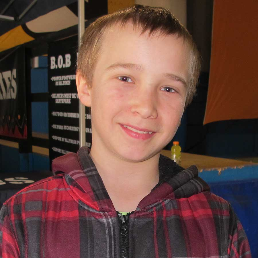 Tanner Jerger Skateboarding Profile