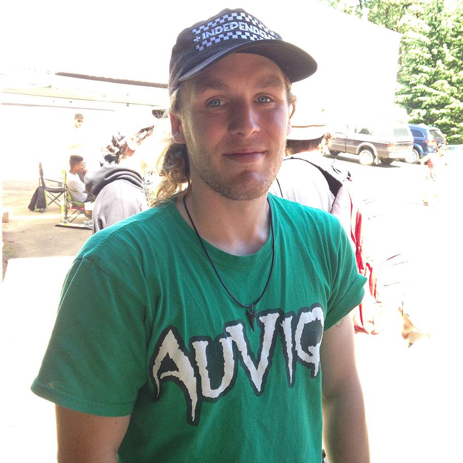 John Hess Skateboarding Profile