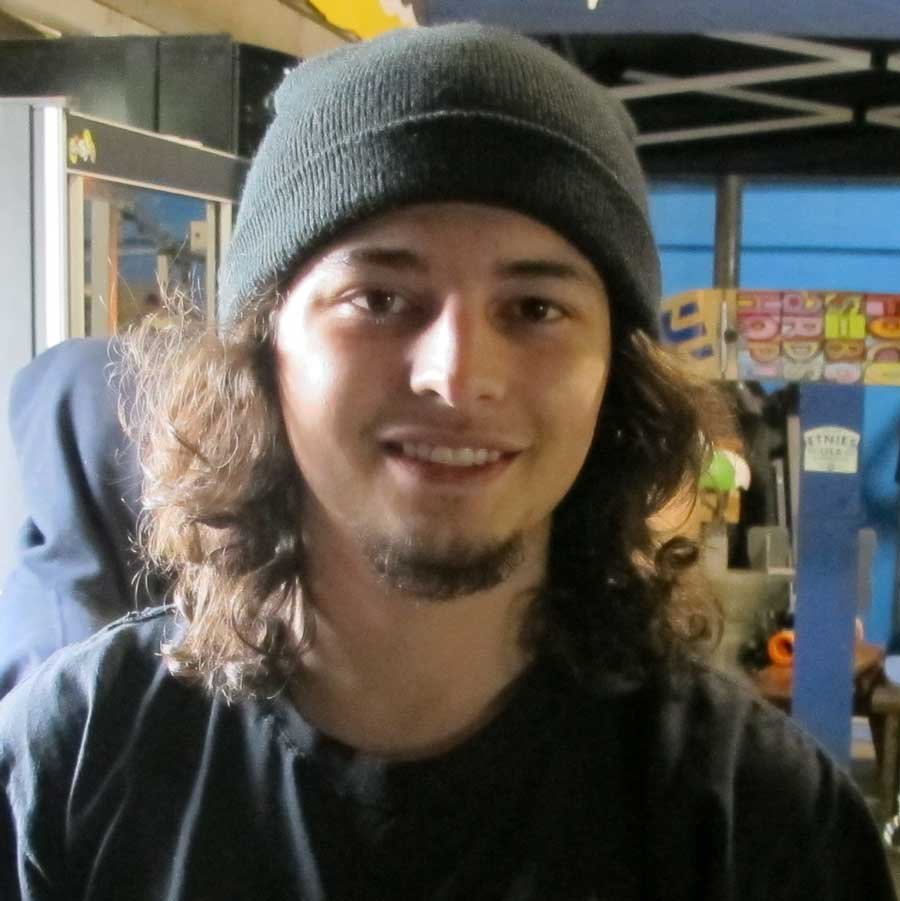 Derrick Smed Skateboarding Profile