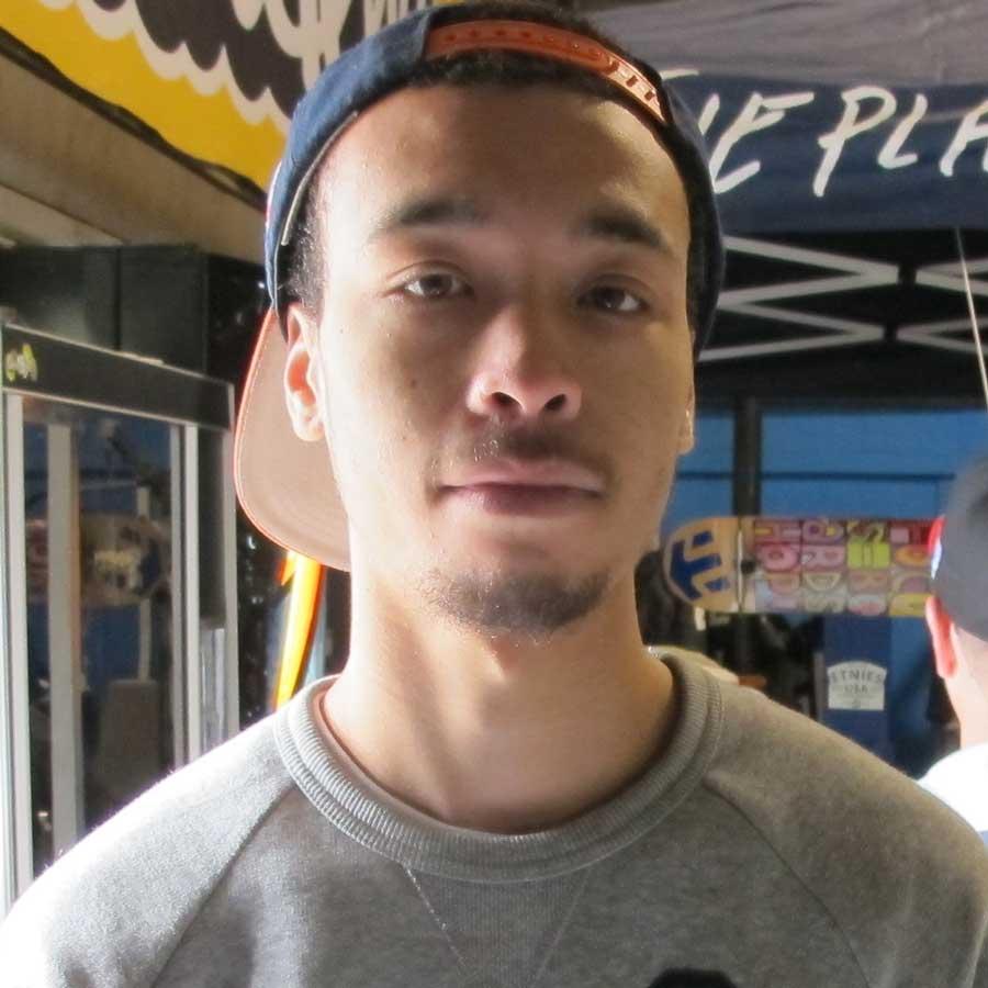 Thomas Bell Skateboarding Profile