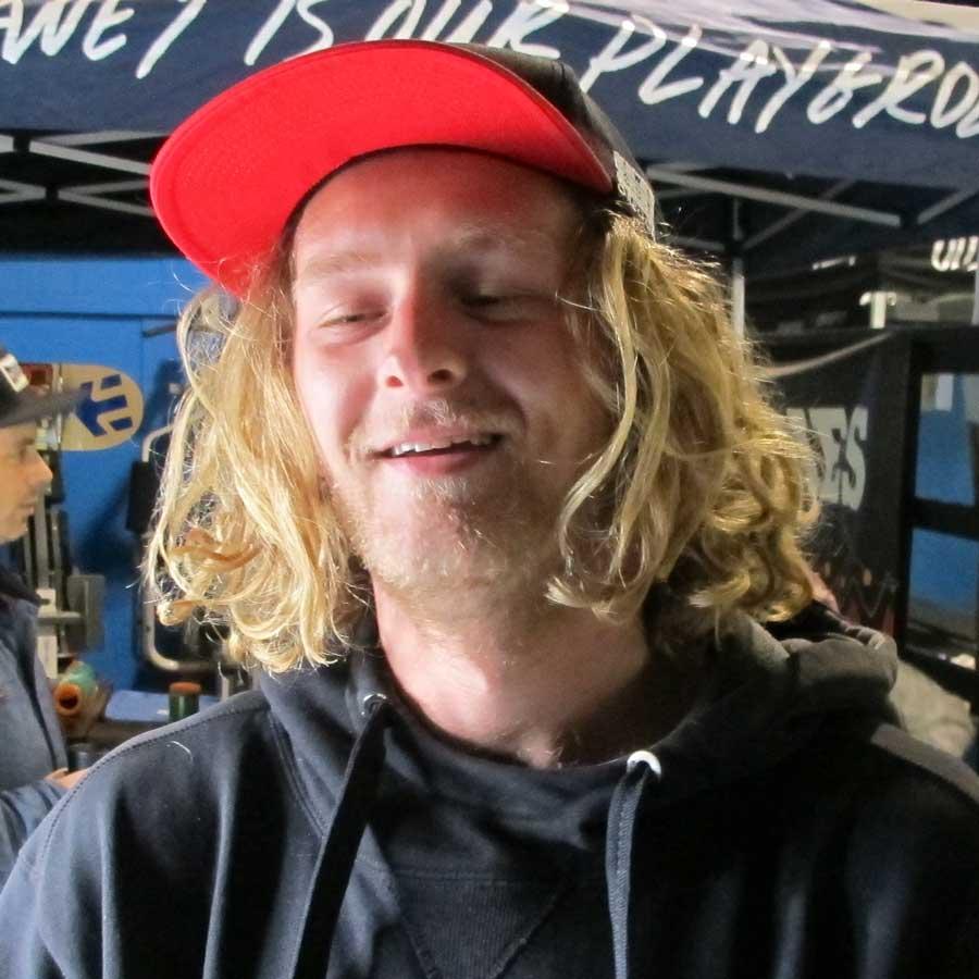 Daniel Grover Skateboarding Profile