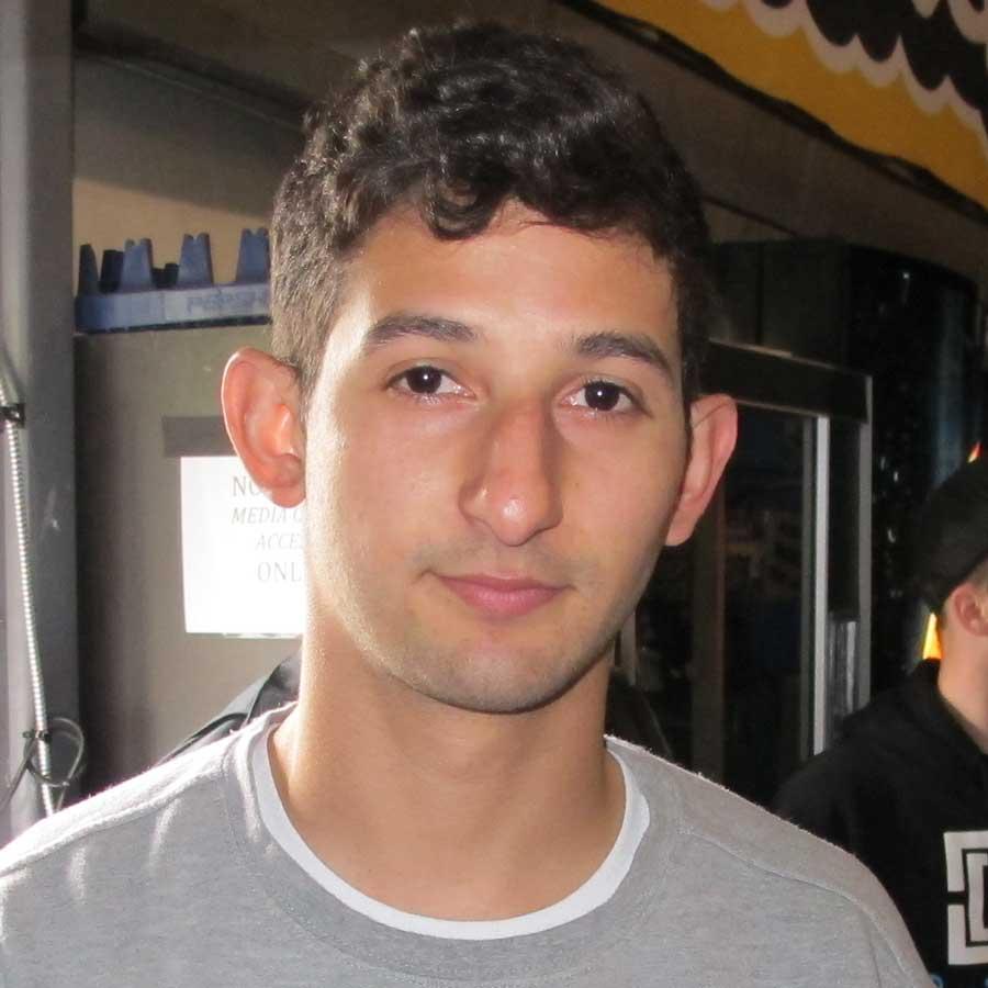 Arturo Gordillo Skateboarding Profile