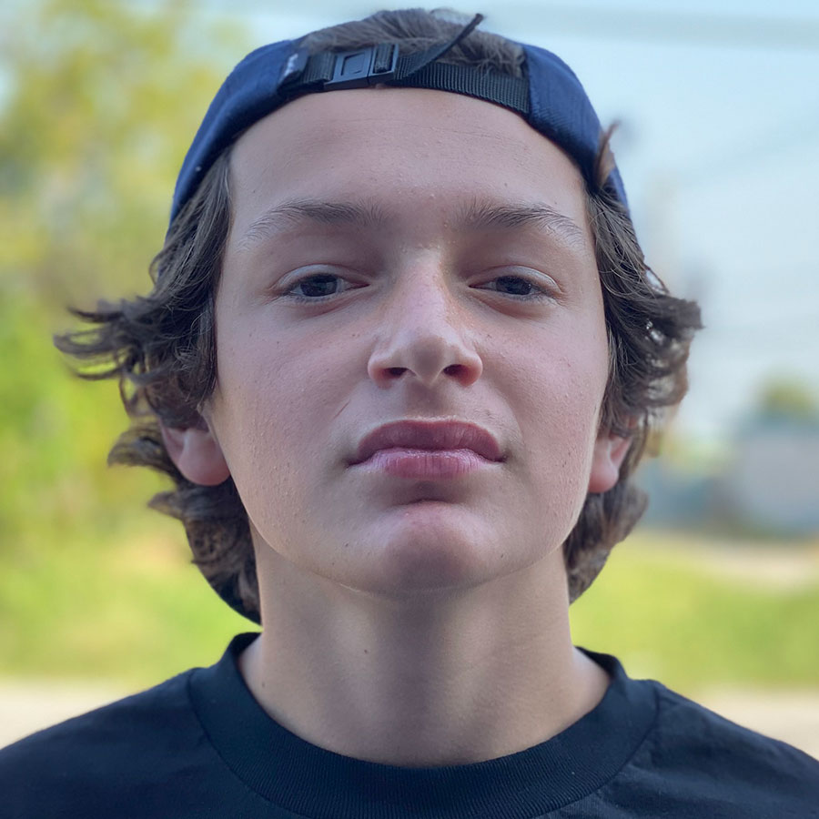 Griffin Landry Headshot