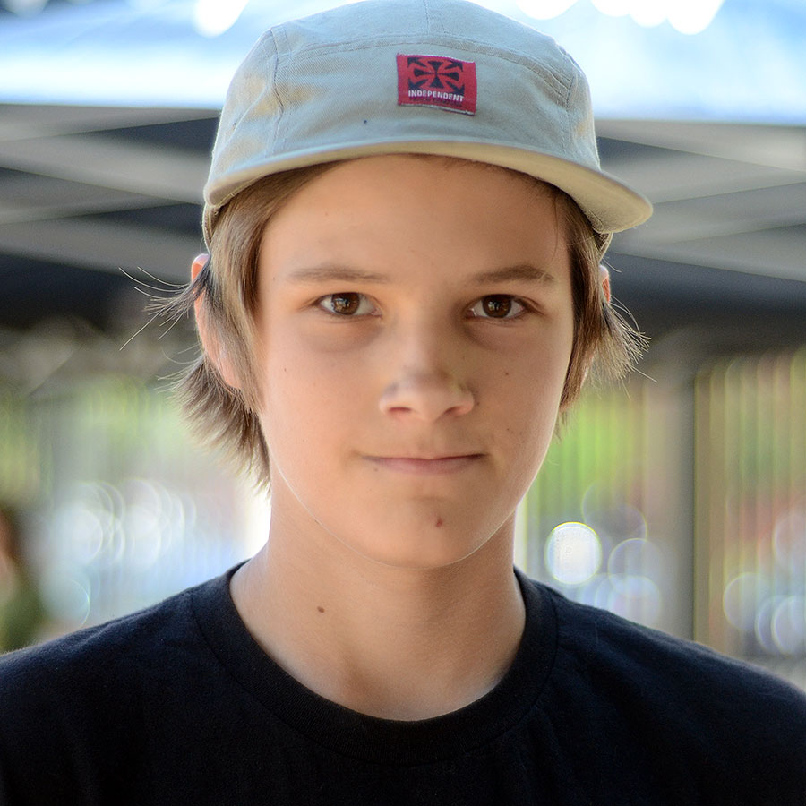 Alec Sutton Skateboarding Profile