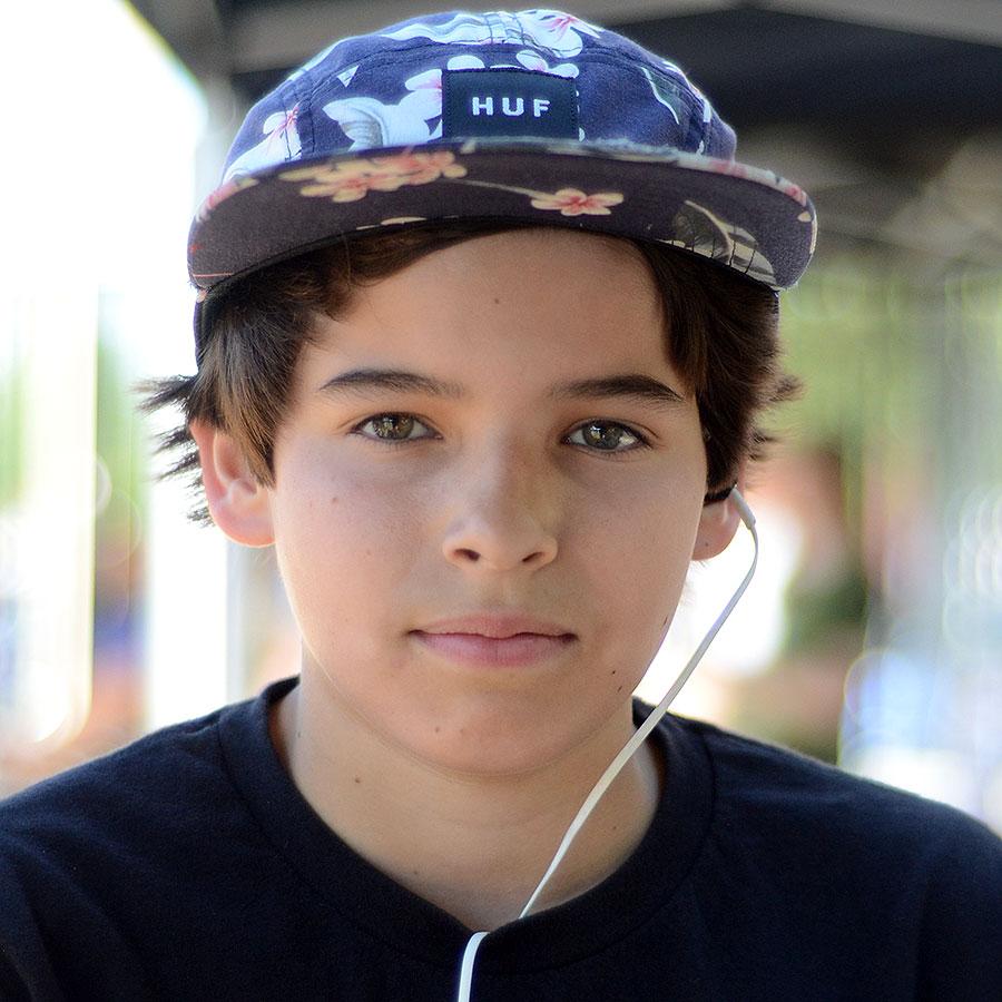 Dominic Lopez Skateboarding Profile