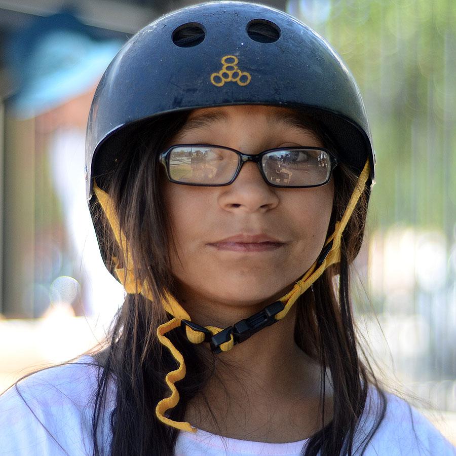 Natalie Betancourt Skateboarding Profile