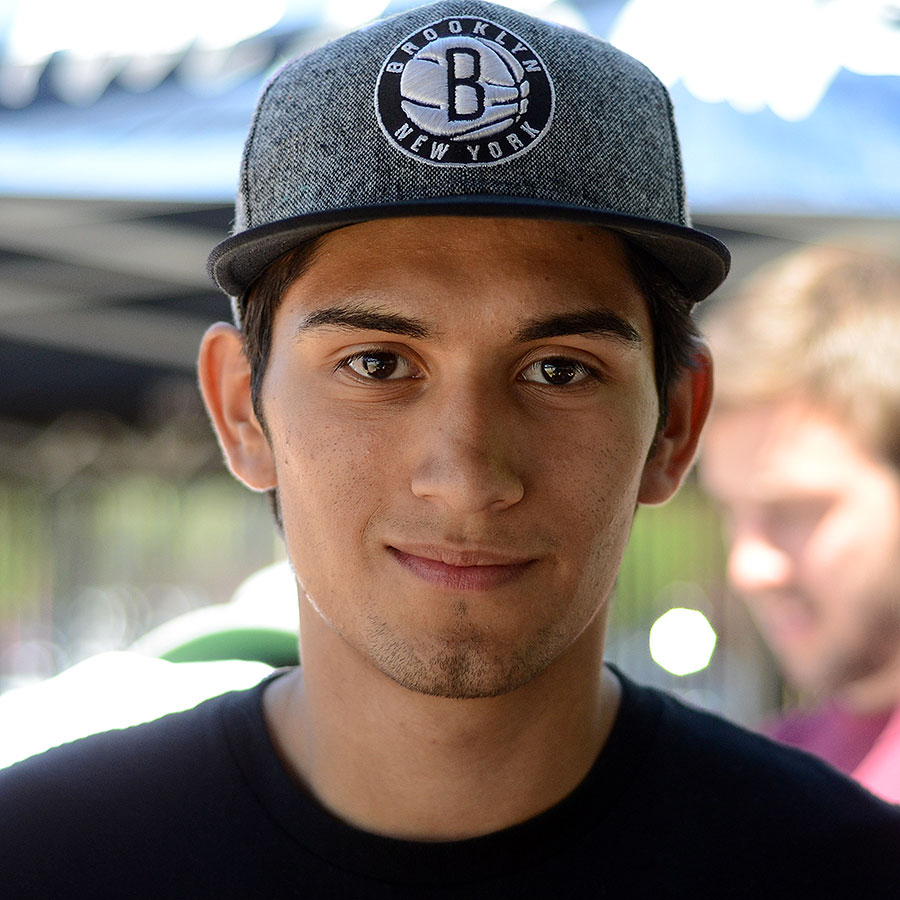 Tony Torres Skateboarding Profile