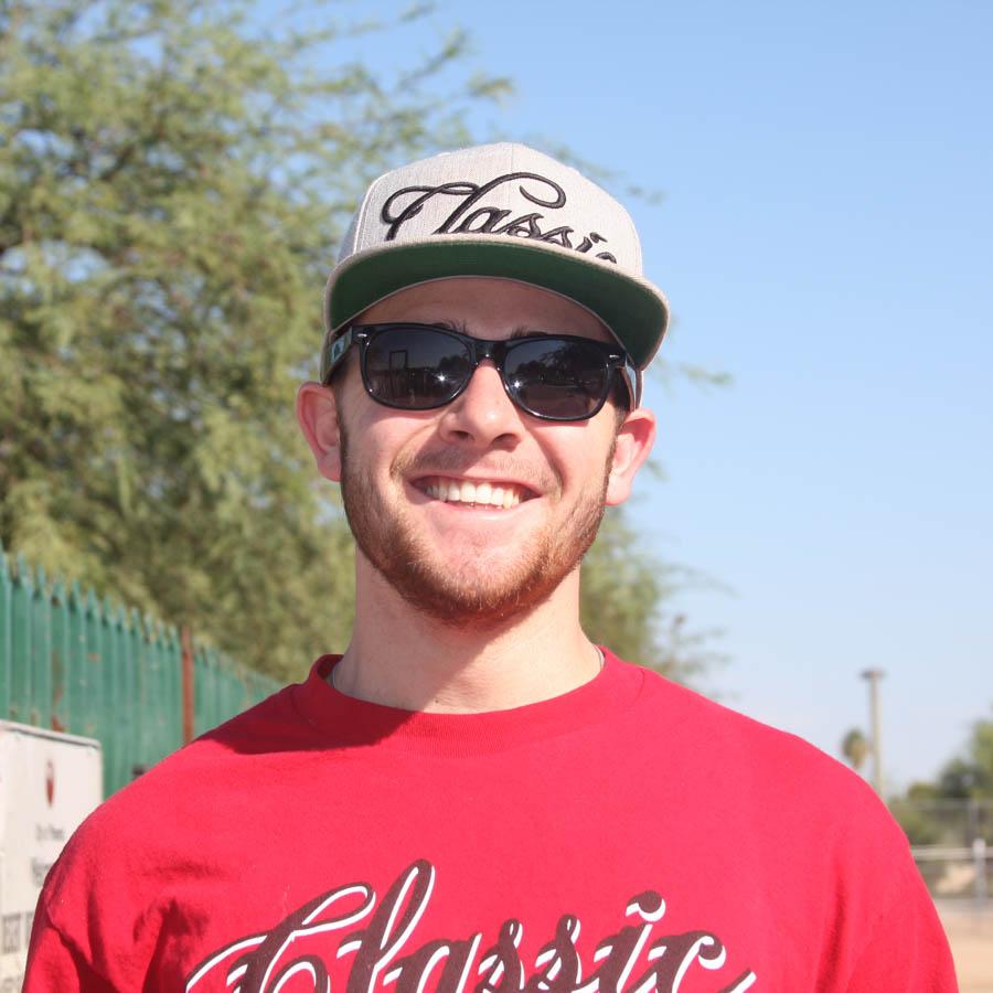 Patrick Carter Skateboarding Profile