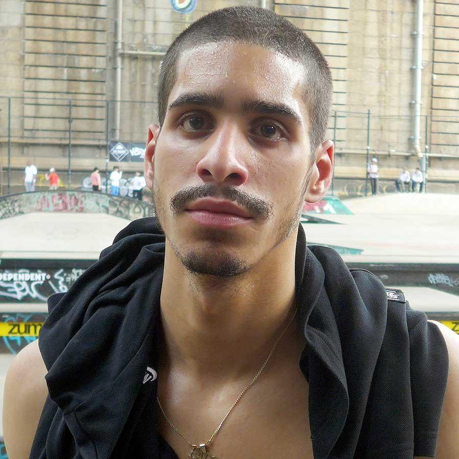 Pedro Munoz Headshot
